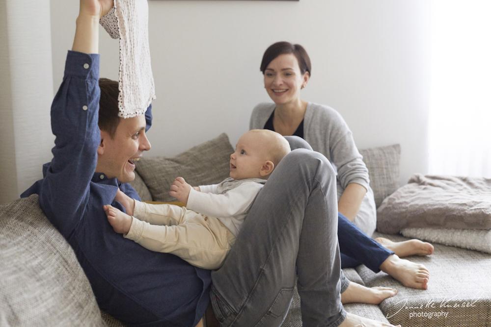 Familienfotos als Homestory, Dokumentarisch oder Lifestyle Fotos?