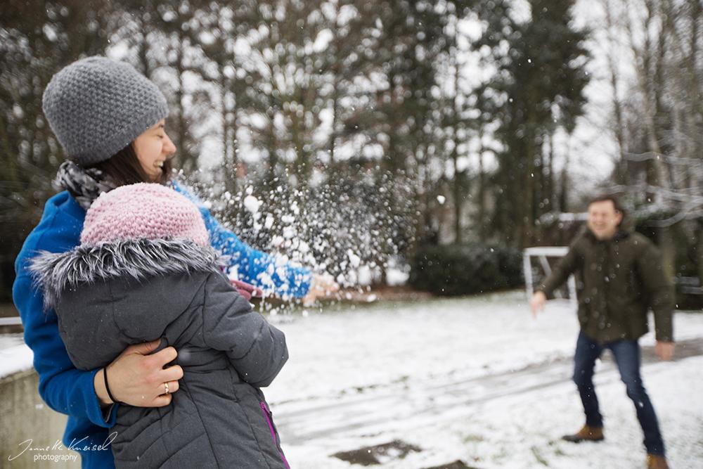 Winter Familienshooting