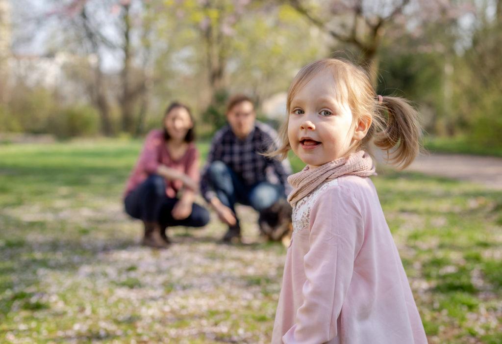 Familienshooting Outdoor, Familien Fotoshooting Berlin