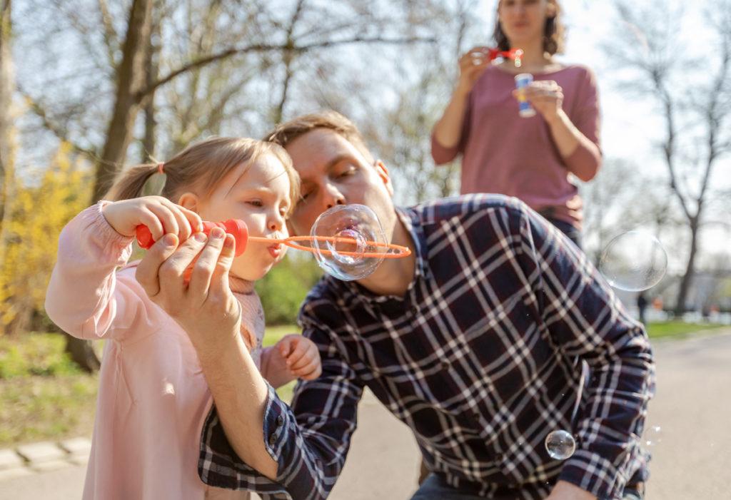 Familienshooting Outdoor