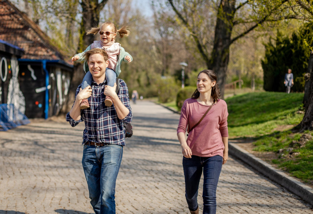 Familienfotos am Weißensee, Familienshooting Outdoor