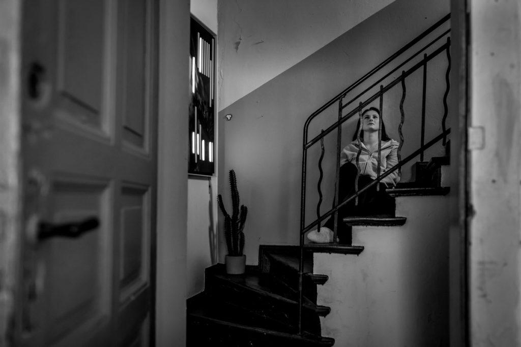 Familien im Lockdown, Fotoshooting Lockdown