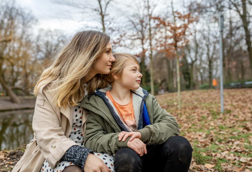 Familienfotos, Familienfotografin