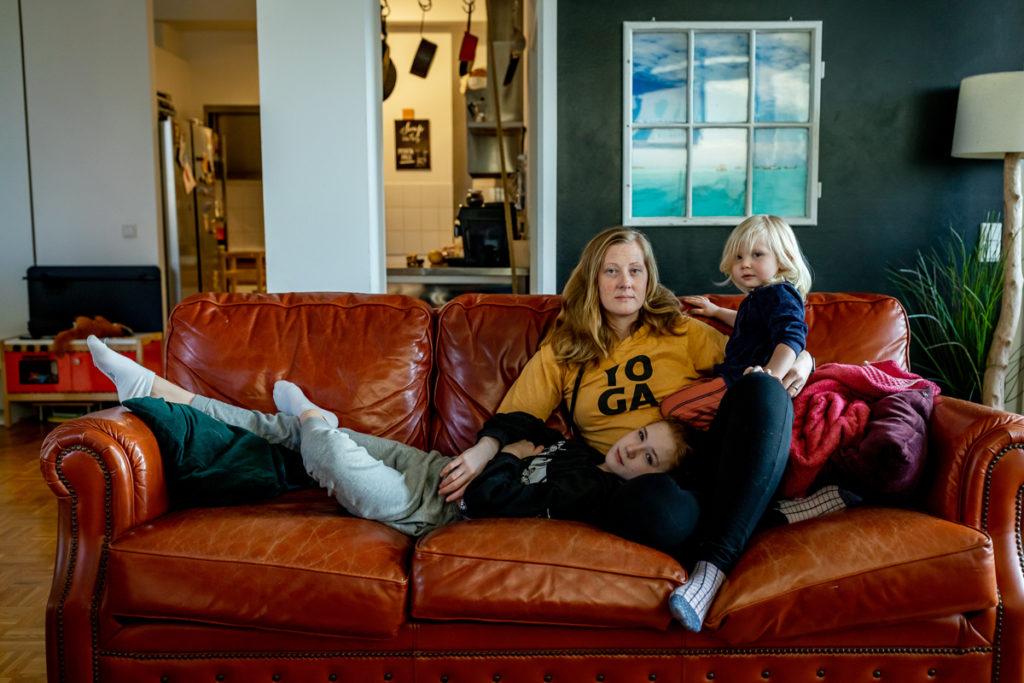 familien im lockdown, familienfotografin berlin, amilienfotos mit kindern, familien fotoshooting