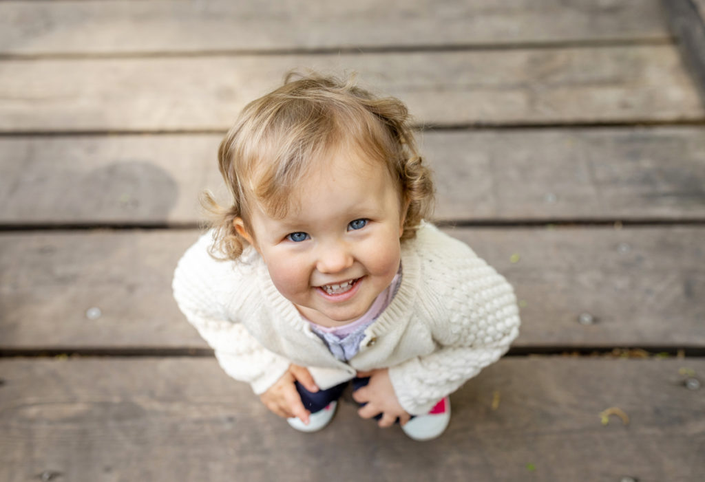 Fotoshooting Outdoor, Fotoshooting mit Kind