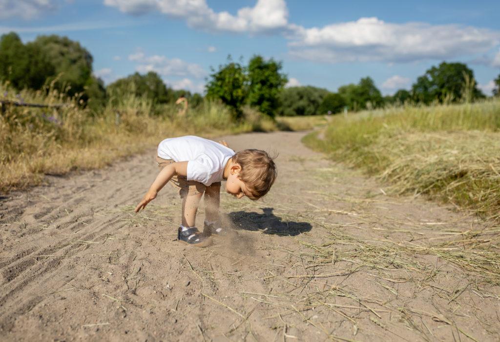 Fotoshooting im Freien, Kinderfotografin Berlin, Kinderfotoshooting